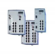 RS20 Serisi Open Rail Fast Ethernet Endüstriyel Switch 4-25 Ports